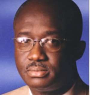 Kofi Adda, former Energy Minister and MP for Navrongo Central